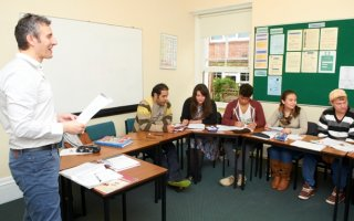 General English – Afternoon